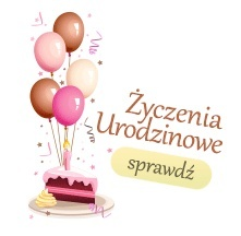 Życzenia na urodziny
